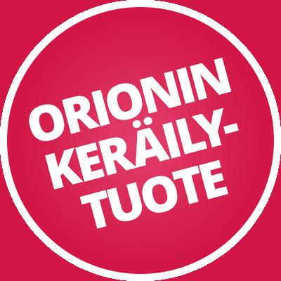 Orion keräilykampanja Apteekkiplus.fi-verkkokaupassa!